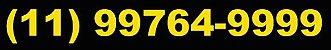 """Adesivo """"TELEFONE"""" Para Lojas E Concessionárias de Veículos - 50 Unidades - Imagem 1"""