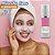 Máscara Facial Rosa Clareadora 30ml - Imagem 2