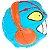 2x2x2 Mad Hedz - Crazy Brain (Azul Claro) - Imagem 4
