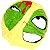 Cubo Mágico 2x2x2 Mad Hedz - Crazy Mummy (Verde) - Imagem 2