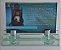 Placa de homenagem vidro - Imagem 4