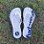 Chinelo de Dedo Fuderosa Branco com Azul - Imagem 1