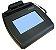 Coletor de Assinaturas Topaz Systems Cartão Magnético Série TM-LBK750 Siglite LCD 4X3 MSR - Imagem 1