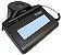 Coletor de Assinatura Topaz Systems USB TF-LBK463-HSB-R Modelo Série IDLITE LCD 1X5 Com Biometria - Imagem 1