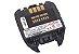 HRS507-LI - Bateria GTS Para Motorola RS507 Ring Imager - Imagem 1
