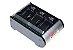 HFUS220-CHG - Carregador GTS Para Fujitsu U-Scan 3 Compartimentos - Imagem 1