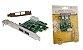 2USB-PCI-E - Placa PCI EXPRESS com 2 saídas USB 3.0 - Imagem 1