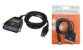 1PA-USB - Conversor de USB para 1 saída paralela CENTRONICS - Imagem 1