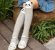Meia 3/4 Infantil Colorida - Tamanho G (4 a 10 anos) - Imagem 9