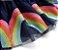 Saia tule colorida- Sereia, Coelhos e Arcoíris - Imagem 5