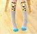 Meia 3/4 Infantil Colorida - Tamanho G (4 a 10 anos)_Vários_Modelos - Imagem 2