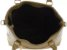 Bolsa Feminina em couro Transversal Ombro Bege Kit 3 peças - Imagem 3