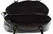 Bolsa Couro Feminina Preta Kit com 3 bolsas Transversal  - Imagem 2