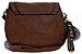 Bolsa Feminina de couro Ombro Marrom Pequena - Imagem 3