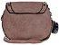 Bolsa Feminina de couro Ombro Rosa Pequena - Imagem 3