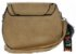 Bolsa Feminina de couro Ombro Bege Pequena - Imagem 3