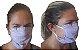 Mascara De Proteção Respiratória Lavável Dupla Face  - Imagem 1