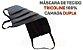Mascara De Proteção Corona vírus Respiratória Lavável Dupla Face Kit 3 - Imagem 4