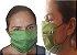 Mascara De Proteção Corona Vírus Respiratória Lavável Dupla Face  Kit 6 Unidades - Imagem 4