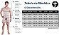 COLETE MASCULINO COM FECHO FRONTAL - Imagem 3