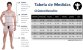 COLETE MASCULINO CURTO COM FECHO FRONTAL - Imagem 3