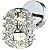 Luminária Arandela Mônaco 1xG9 40W Quality QAR1282 - Imagem 1