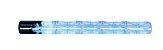 Piteira de Vidro Zeca Geladinho Geometria Gelada Azul - Imagem 1