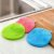 Kit com 5 esponja De Lavar Louças De Silicone Anti Bactericida - Imagem 1