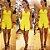 Macaquinho Blessed Yellow  - Imagem 1