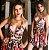 Vestido Miss & Misses Onça Flor  - Imagem 1