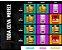 Forever Liss - Cronograma Capilar Kit Toda Diva Merece (Banho Verniz 250g + Alto Impacto 1kg + UTI 240g) - Imagem 2