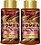 Forever Liss - Bomba de Chocolate Shampoo 300ml + Condicionador 300ml - Imagem 1