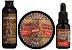 Lattans - Barber Club Shampoo Barba, Cabelo e Bigode 250ml + Óleo de Barba e Bigode 30ml + Cera Modeladora Extra Forte 120g - Imagem 1
