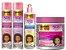Salon Line - SOS Cachos Kids Shampoo 300ml + Condicionador 300ml + Creme de Pentear 300g + Máscara 500g - Imagem 1