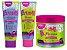 Salon line - #TodeCacho Tratamento pra Arrasar Kit Shampoo 200ml + Condicionador 200ml + Máscara 500g - Imagem 1