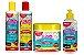 Salon Line - #TodeCacho Transição Capilar Kit Shampoo + Condicionador + Gel Creme + Máscara 500G - Imagem 1