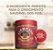 Portier - Fermento Crescimento dos Fios Máscara 500g Linha Gourmet - Imagem 2