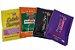 La bella Liss - Cronograma No Chuveiro Kit Cabelo Manteiga + Isotônico Capilar + Viúva Negra + Porgress no Chuveiro 50g cada - Imagem 1