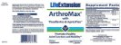 Arthromax Advanced com W/THEAFLAVINS AND APRESFLEX - Life Extension - 120 Cápsulas - Imagem 2