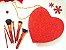 Heart In Luv - glitter vermelho - Imagem 1