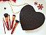 Heart In Luv - glitter preto - Imagem 1