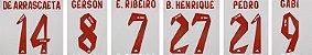 Camisa Flamengo 2021-22 (Uniforme 2) - Modelo Torcedor (sem patrocínios) - Imagem 6