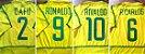 Camisa Brasil Copa do Mundo 2002  (Home-Uniforme 1)  - Imagem 7