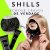 2 MÁSCARAS PRETA SHILLS-15ml+ BRINDE NECESSAIRE - Imagem 3