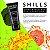 1 MÁSCARA PRETA SHILLS-50ml +BRINDE PINCEL SILICONE - Imagem 5