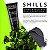 1 MÁSCARA PRETA SHILLS-50ml +BRINDE PINCEL SILICONE - Imagem 4
