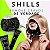 5 Máscaras Preta Shills 15ml - Imagem 3