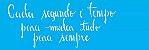 ESTENCIL 10X30 FRASE TEMPO OPA2229 - Imagem 1