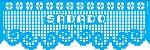 ESTENCIL 10X30 NEGATIVO RENDA SEMANA VII OPA2680 - Imagem 1