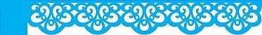 ESTENCIL 4X30 RENDA COLONIAL OPA1931 - Imagem 1